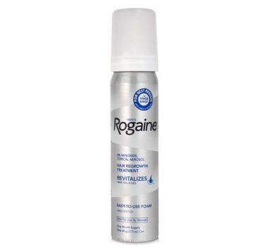 1 Month Supply Rogaine Foam Minoxidil 5% Men Hair Loss